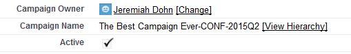 campaign name snip